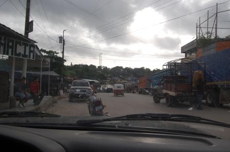 Main Street, El Naranjo